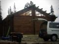 Dom w konstrukcji drewnianej- Norwegia
