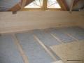 Gotowa izolacja podłogi drewnianej
