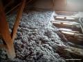 Podłoga drewniana- izolacja Ekofiber