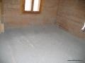 Docieplona podłoga domu drewnianego