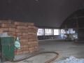 Agregat do wykonywania ocieplenia wraz z materiałem Ekofiber