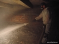 Ocieplenie stropodachu poprzez nadmuch granulatu