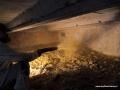 Docieplenie stropodachu poprzez nadmuch granulatu wełny mineralnej